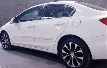 Honda Civic LXR 2.0 i-VTEC (Aut) (Flex) - Foto #5
