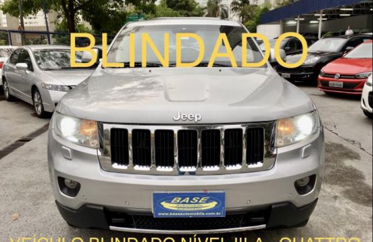 Jeep Cherokee Limited 3.6 4x4 V6 Aut - Foto #1