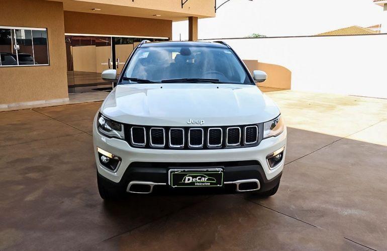 Jeep Compass 2.0 16V Limited 4x4 - Foto #2