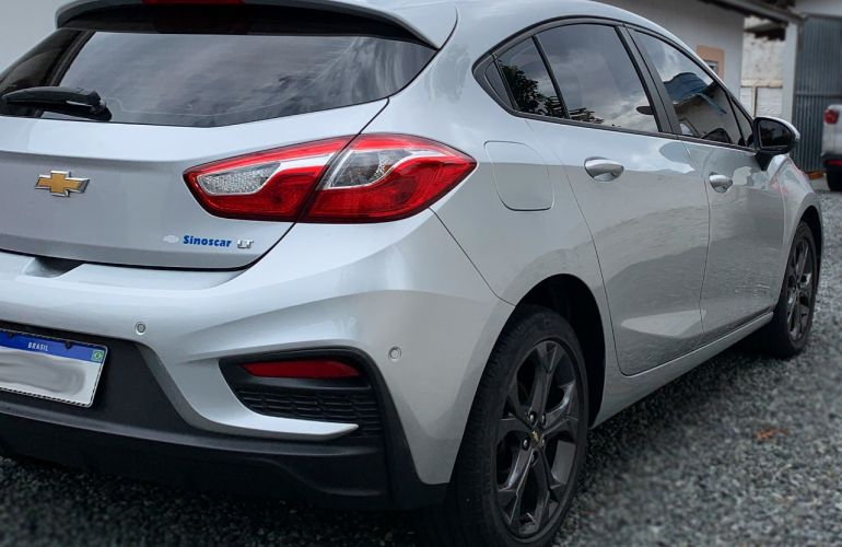 Chevrolet Cruze Sport6 LT 1.4 16V Ecotec (Aut) (Flex) - Foto #9