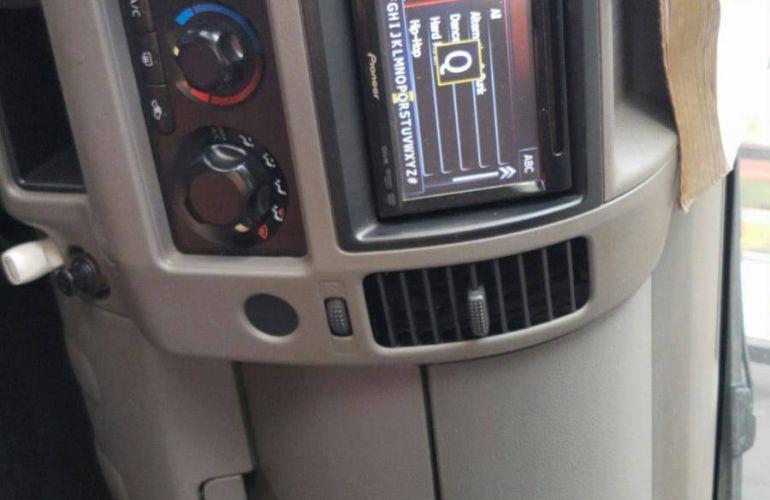 Nissan Frontier SE 4x4 2.8 Eletronic (cab. dupla) - Foto #1