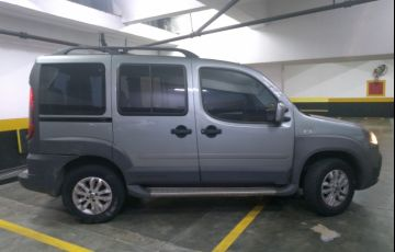 Fiat Doblò Adventure 1.8 16V (Flex) - Foto #9
