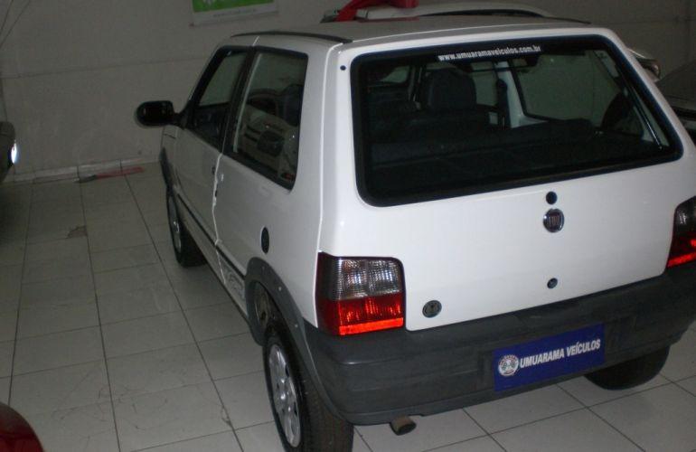 Fiat Uno Mille Fire Economy Way 1.0 (Flex) 2p - Foto #4