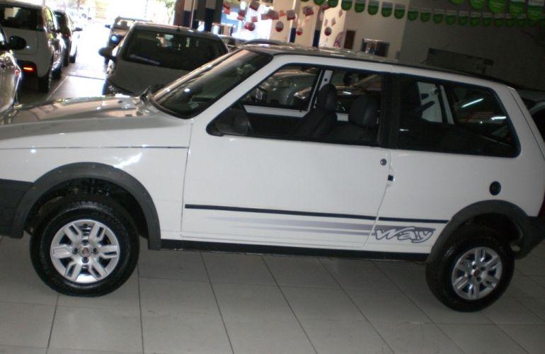 Fiat Uno Mille Fire Economy Way 1.0 (Flex) 2p - Foto #8