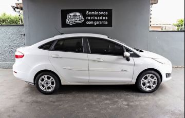 Ford Fiesta 1.6 SE Plus Sedan 16v - Foto #9