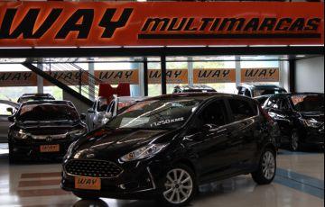 Ford Fiesta 1.6 Tivct Titanium Plus