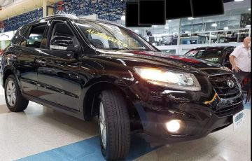Hyundai Santa Fe 3.5 MPFi V6 24v 285cv