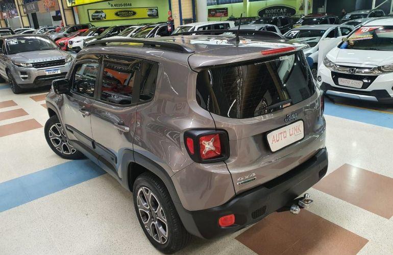 Jeep Renegade 2.0 16V Turbo Longitude 4x4 - Foto #6