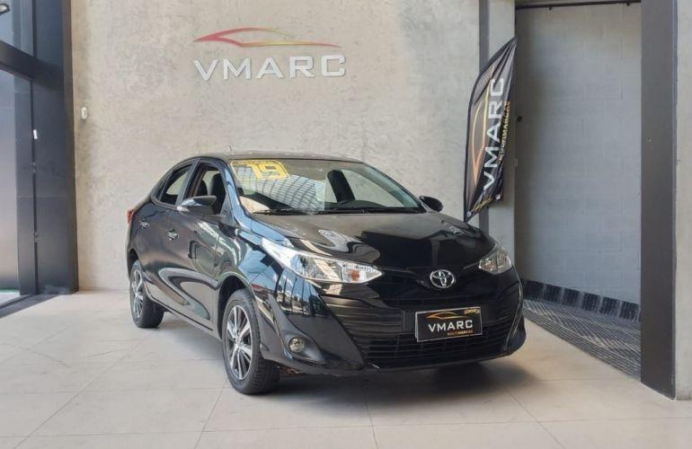 Toyota Yaris 1.5 16V Sedan Xs Multidrive - Foto #1