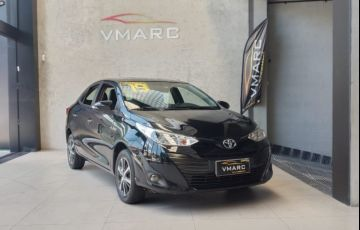 Toyota Yaris 1.5 16V Sedan Xs Multidrive