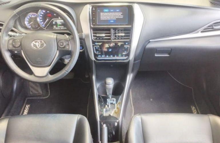 Toyota Yaris 1.5 16V Sedan Xs Multidrive - Foto #5