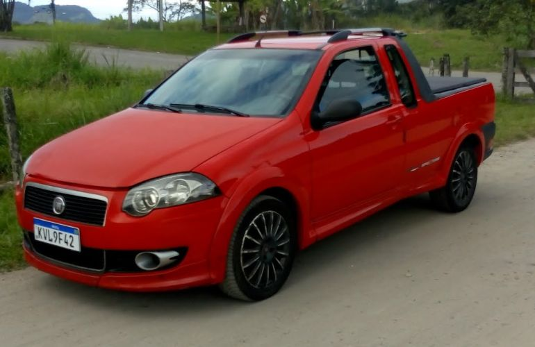 Fiat Strada Sporting 1.8 16V (Flex) (Cabine Estendida) - Foto #1
