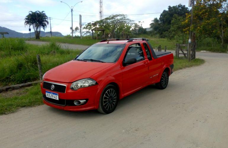 Fiat Strada Sporting 1.8 16V (Flex) (Cabine Estendida) - Foto #2