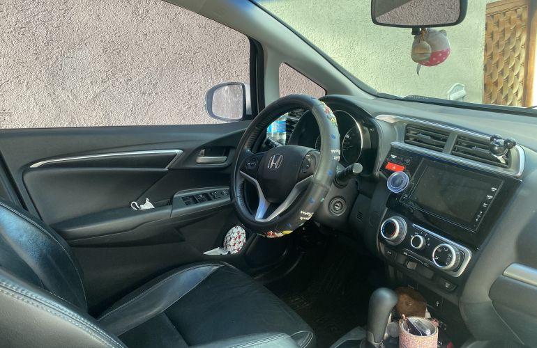 Honda WR-V EX 1.5 FlexOne CVT (Flex) - Foto #4
