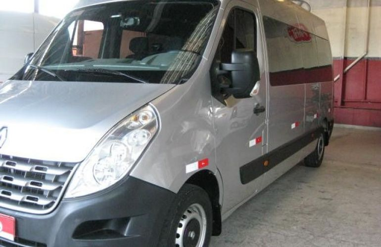 Renault Master Minibus Executive L3H2 16 Lugares 2.3 dCi - Foto #3
