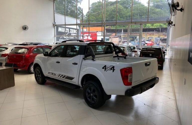 Nissan Frontier ATTACK 2.3 16V TURBO CD 4X4 - Foto #2