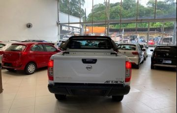 Nissan Frontier ATTACK 2.3 16V TURBO CD 4X4 - Foto #10