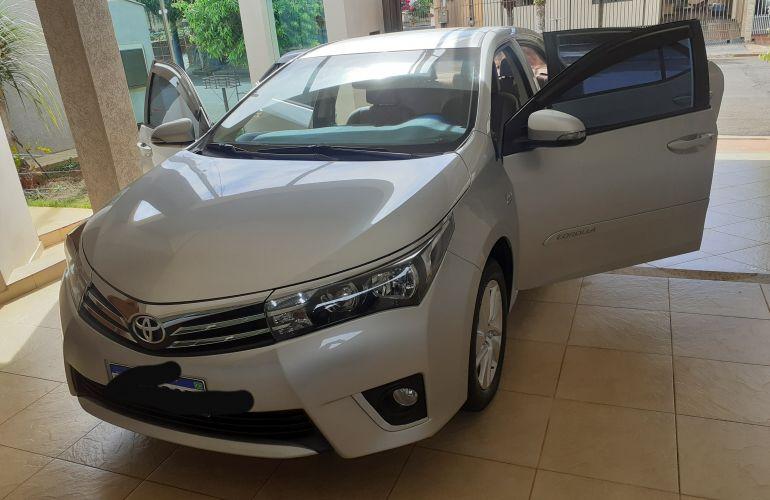 Toyota Corolla Sedan 1.8 Dual VVT-i GLi Multi-Drive (Flex) - Foto #4