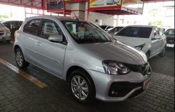 Toyota Etios 1.5 X Plus (Aut)