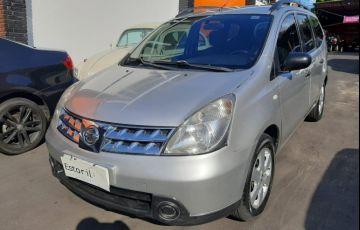 Nissan Grand Livina 1.8 S 16v