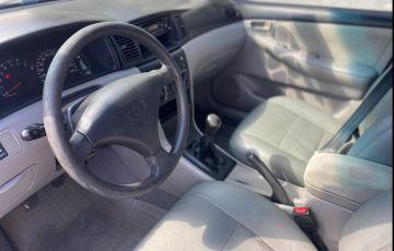 Toyota Corolla 1.6 Xli 16v - Foto #9