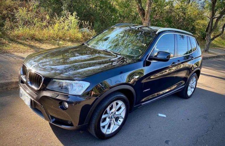 BMW X3 X Drive 20i 2.0 Turbo 4c - Foto #1