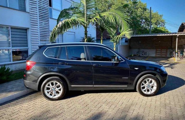 BMW X3 X Drive 20i 2.0 Turbo 4c - Foto #7