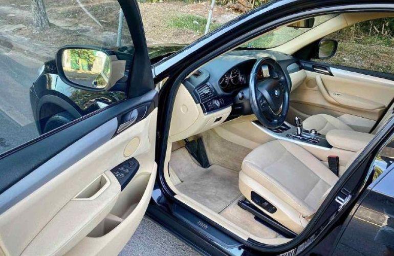 BMW X3 X Drive 20i 2.0 Turbo 4c - Foto #9