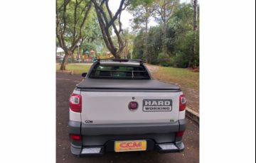 Fiat Strada 1.4 CE Hard Working - Foto #5