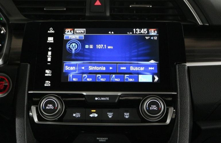 Honda Civic 10 Touring 1.5 173cv - Foto #6