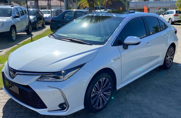 Toyota Corolla 1.8 Altis Hybrid Premium CVT - Foto #1