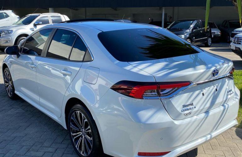 Toyota Corolla 1.8 Altis Hybrid Premium CVT - Foto #9