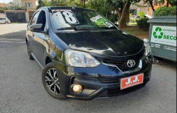 Toyota Etios 1.5 Platinum Sedan 16v - Foto #1
