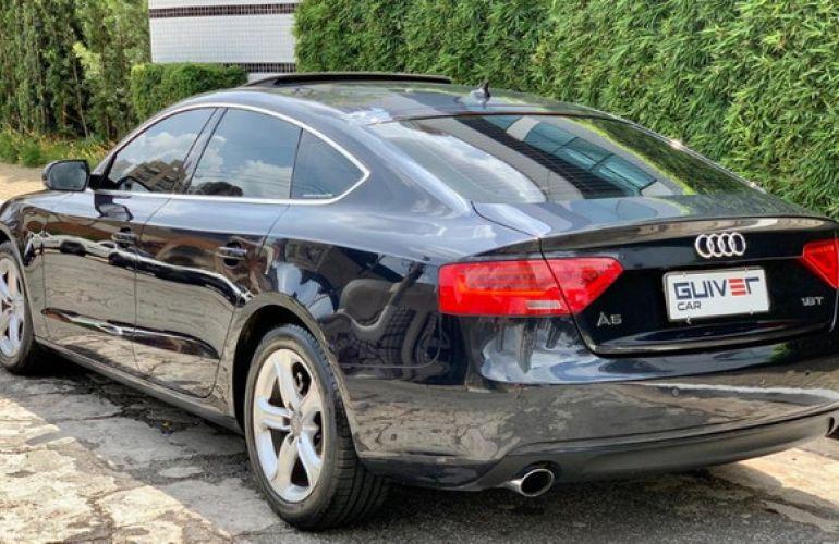 Audi A5 1.8 TFSI Sportback Ambiente Multitronic - Foto #2