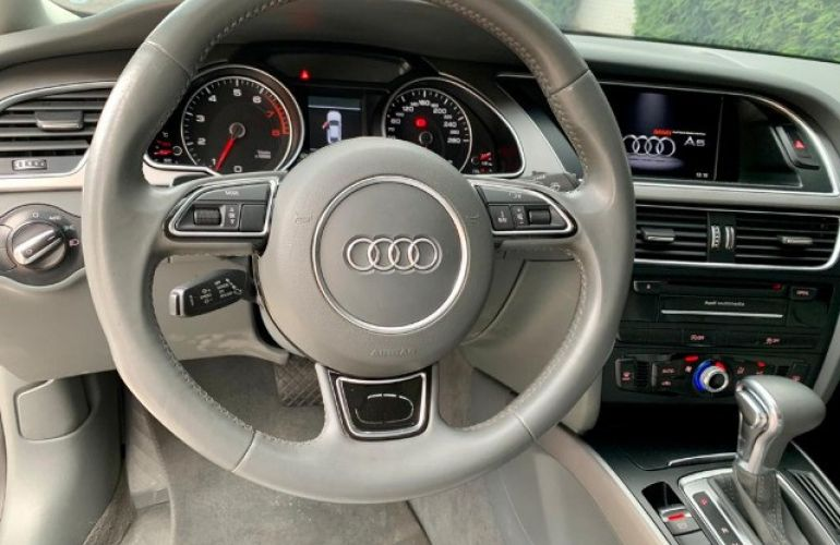 Audi A5 1.8 TFSI Sportback Ambiente Multitronic - Foto #3