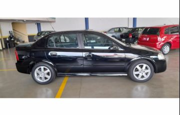 Chevrolet Astra Sedan Elite 2.0 (Flex) (Aut) - Foto #4