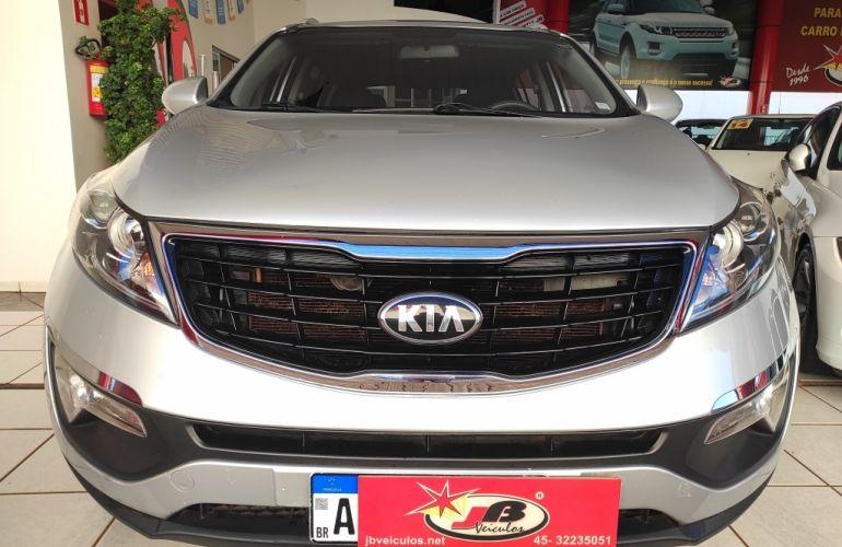 Kia Sportage  LX 2.0 P576 (Flex) (Aut) - Foto #1