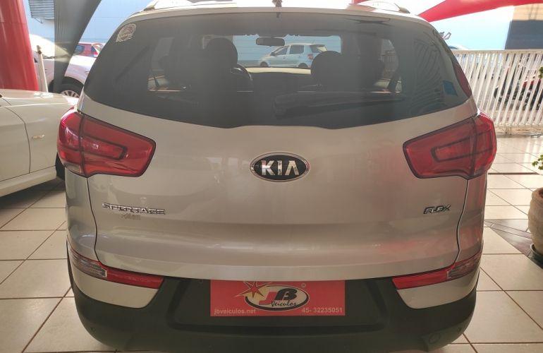 Kia Sportage  LX 2.0 P576 (Flex) (Aut) - Foto #5