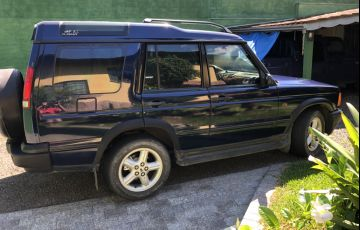 Land Rover Discovery TD5 4x4 ES 2.5 (aut) - Foto #2