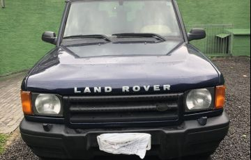 Land Rover Discovery TD5 4x4 ES 2.5 (aut) - Foto #5