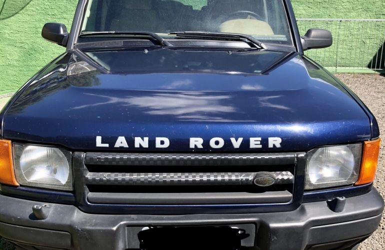 Land Rover Discovery TD5 4x4 ES 2.5 (aut) - Foto #6