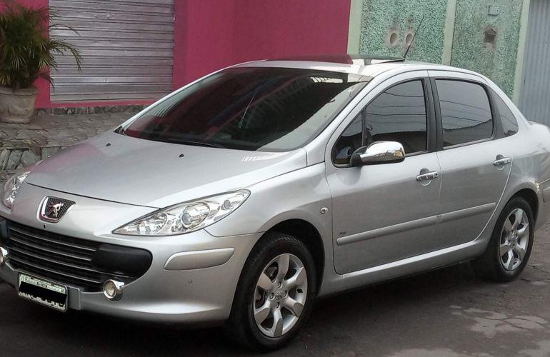 Peugeot 307 Sedan Presence Pack 2.0 16V (flex) (aut.) - Foto #5