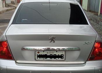 Peugeot 307 Sedan Presence Pack 2.0 16V (flex) (aut.) - Foto #7