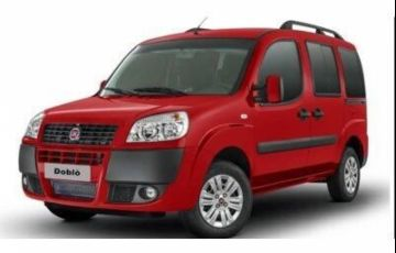 Fiat Doblo 1.8 MPi Essence 7l 16v