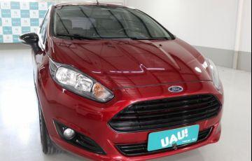 Ford Fiesta 1.6 SEL - Foto #6