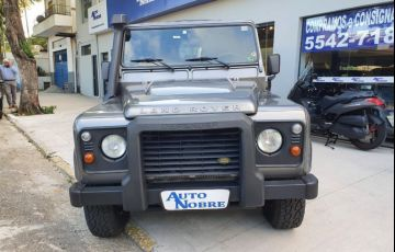 Land Rover Defender 2.4 110 Sw 4x4 Turbo