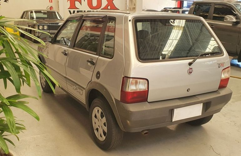 Fiat Uno 1.0 Way 8v - Foto #5