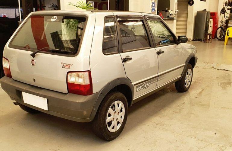 Fiat Uno 1.0 Way 8v - Foto #6