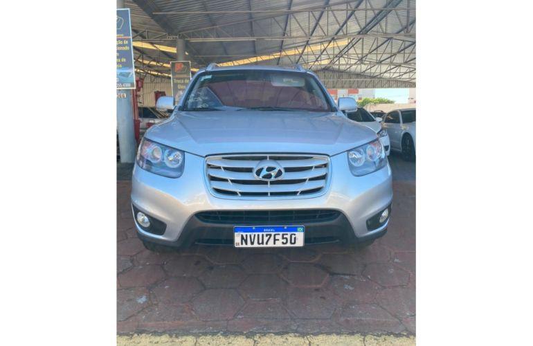 Hyundai Santa Fe GLS 3.3L V6 4x4 (Aut) 5L - Foto #5