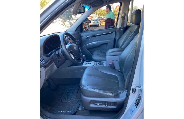 Hyundai Santa Fe GLS 3.3L V6 4x4 (Aut) 5L - Foto #10